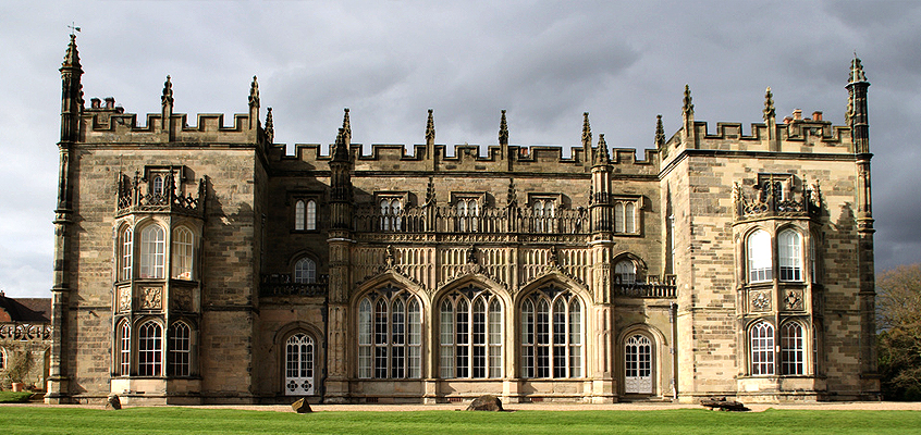 Arbury Hall Nuneaton