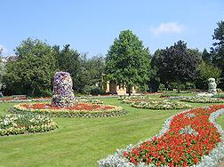 Jephson Gardens and Mill Gardens