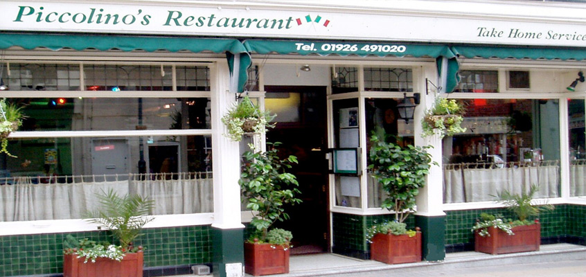 Chinese Restaurant Leamington